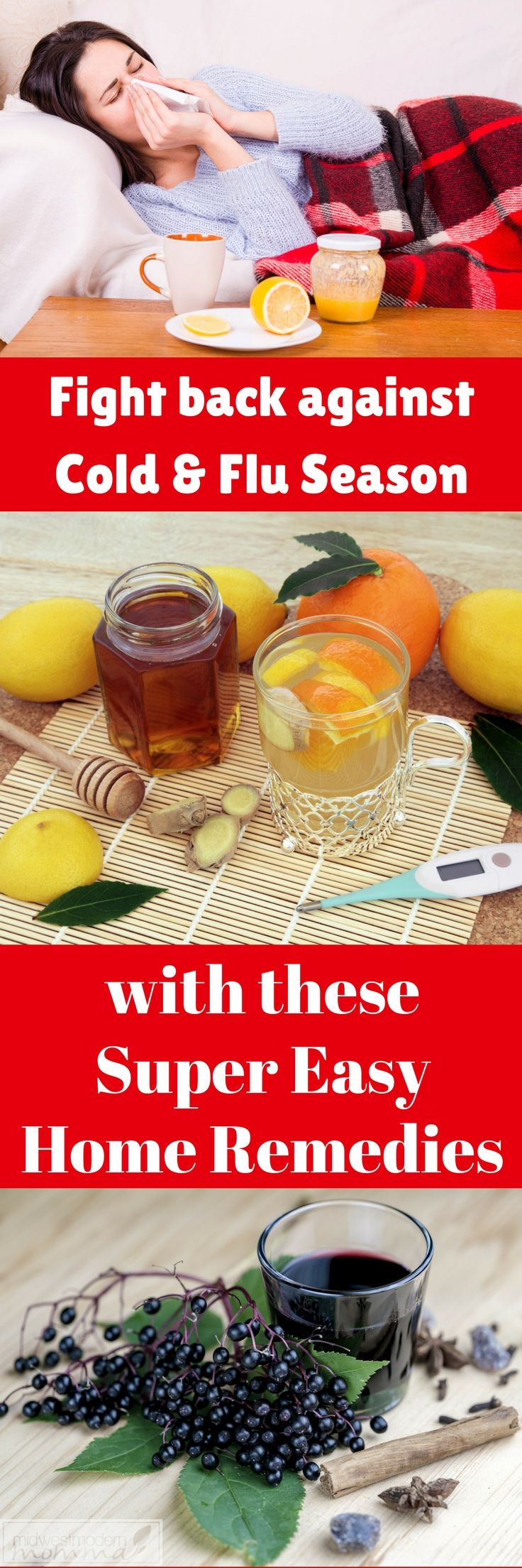 Here is a collection of 30 homemade cold & flu remedies to help boost your immune system, deal with a sore throat, and even the dreaded earache! Natural Remedies   Cold Remedies   Flu Remedies   Ear Infection #remedies #homeremedies #naturalremedies #holistic