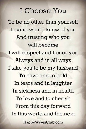 Best 25+ Wedding vows ... Quotes From The Vow
