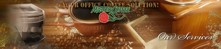 At Mistercoffee.com, we offer ultimate office coffee services to the Private and Public Sectors. We have Twenty five years experience in office coffee services so we understand corporate responsibility and dependability.