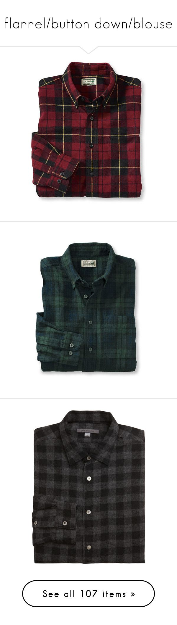 """""""flannel/button down/blouse"""" by red-foxess-and-wolf ❤ liked on Polyvore featuring tops, shirts, flannels, blouses, plaid top, tartan plaid shirt, tartan shirt, tartan plaid flannel shirt, flannel top and plaid shirts"""