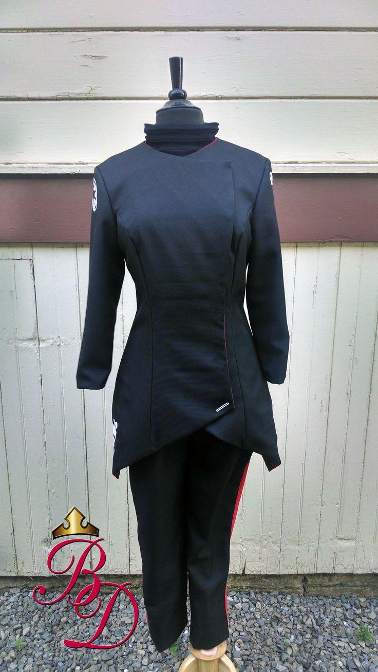 Seventh Sister Star Wars Rebels Uniform  (really 775.00?)