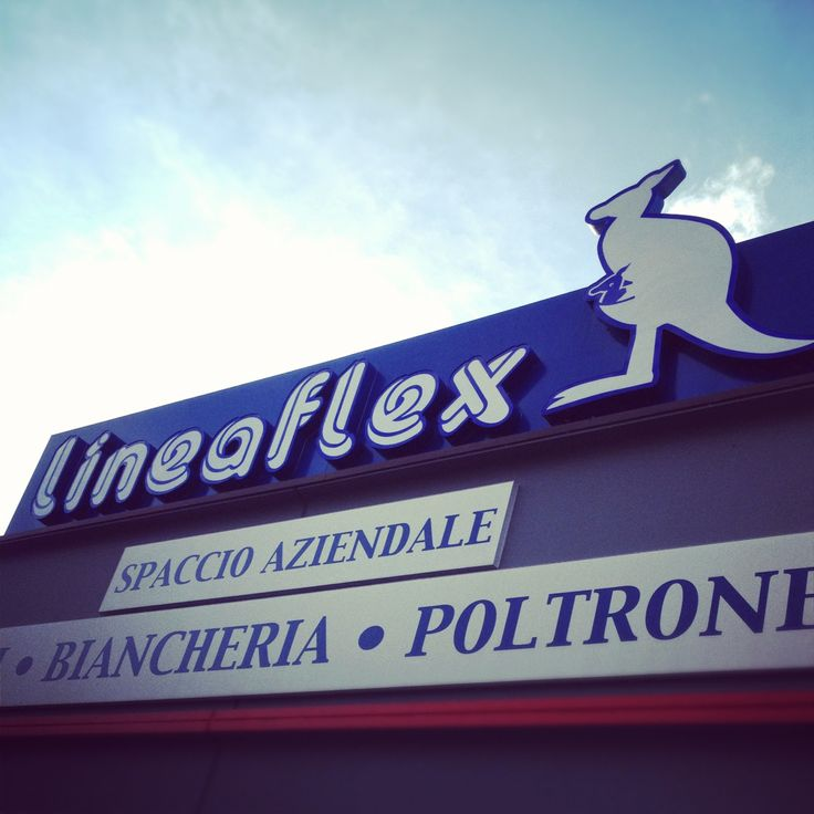 Spaccio Aziendale Lineaflex #lineaflex #materassi #logo #kangaroo #shop #fvg #italy  http://www.lineaflex-tore.it/store/