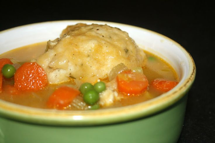 Soup with Dumplings | Chicken | Pinterest | Chicken Soups, Dumplings ...
