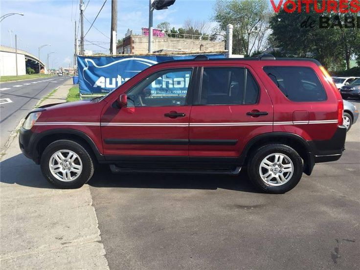 Voiture occasion HONDA CRV 2004 - Voiture à vendre - Abidjan - Côte d'Ivoire - Sites Voitures - Annonces voitures - Véhicules - Automobiles occasion