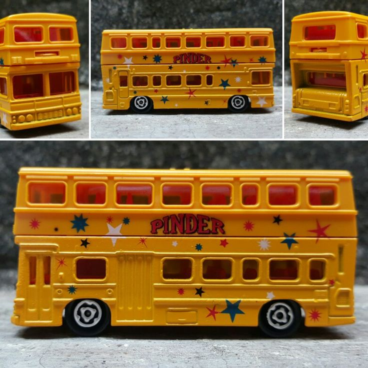 British Bus by Majorette