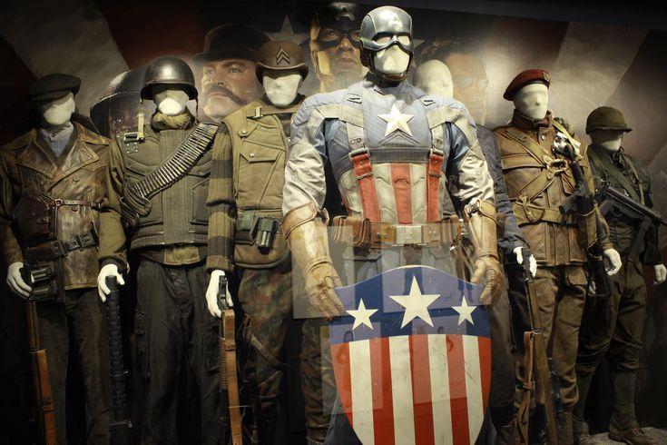Les super-héros Marvel se dévoilent au Musée des Arts Ludiques