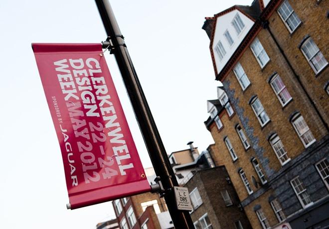 CAPPELLINI London showroom, Clerkenwell May 2012
