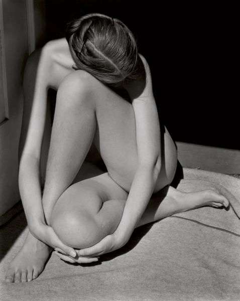 "Edward WESTON 1886 - 1958 - CHARIS, SANTA MONICA - 1936 - Tirage argentique[...], mis en vente lors de la vente ""Photographie Collection Amedeo M. Turello"" à Artcurial 