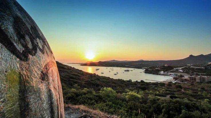 Greek landscapes in motion (timelapse)