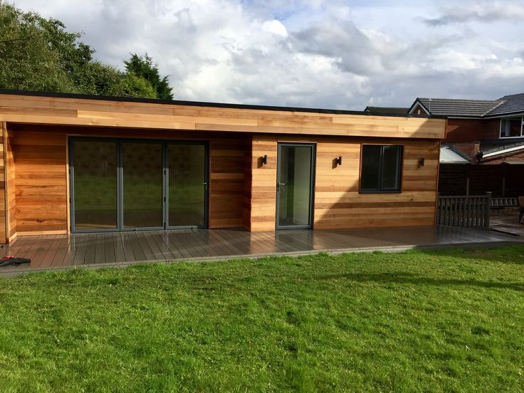 Bespoke Garden Buildings  Living Space Work Space YOUR Space!!