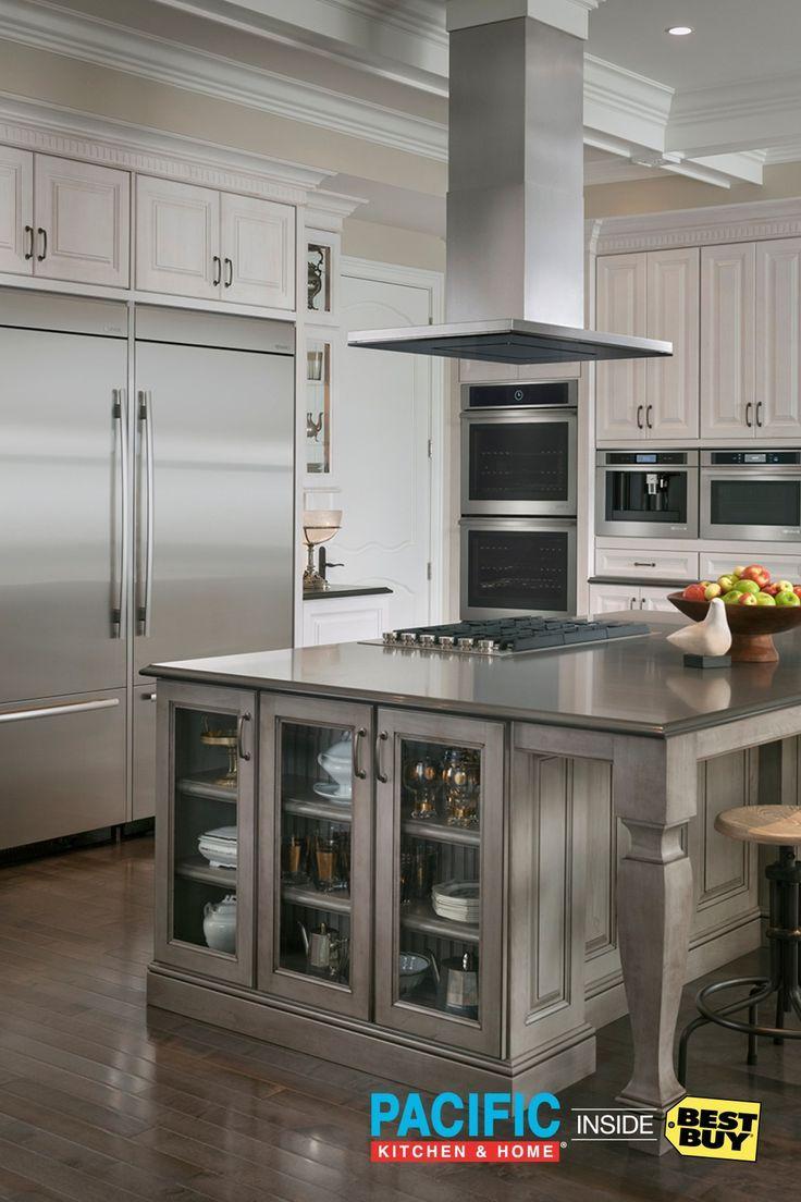 Landmaark kitchen accessories - Need A Little Island Getaway Jenn Air Has You Covered The Revolutionary Luxury Kitchen Productskitchen