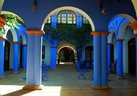 Resultado de imagen para imagenes fachadas casas colores rusticas mexicanas