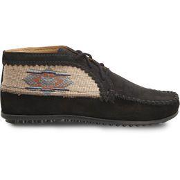 Boots noir Minnetonka