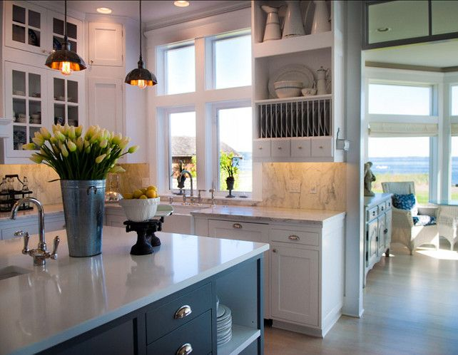 17 best images about coastal kitchens on pinterest for Interior design 06877