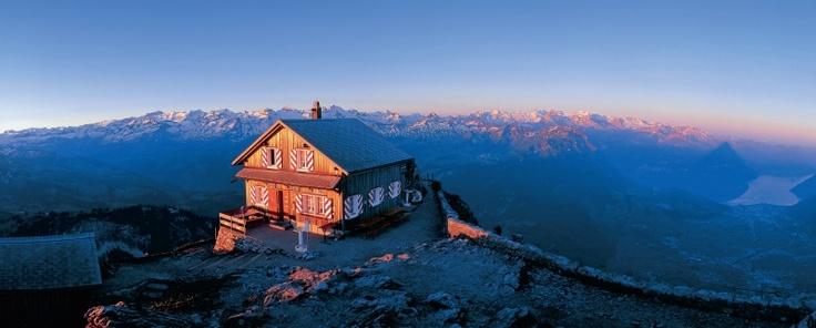 Die schönsten Aussichtspunkte der Schweiz