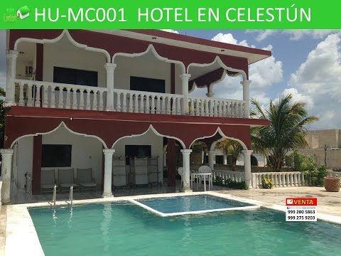 HU-MC001 VENTA HOTEL FUNCIONANDO EN LA HERMOSA PLAYA DE CELESTÚN,