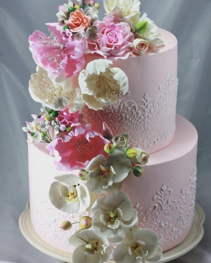 Engagement cake 2  by ELİF ERGİN