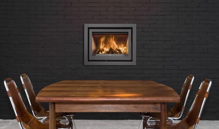 De #Barbas Unilux-3 65 is een moderne inbouw #houthaard en heeft tegelijkertijd een tijdloos #design. De Unilux-3 65 maakt deel uit van de serie ''Unilux inbouw houthaarden'' van Barbas. De inbouw houthaard is dankzij het strakke design prachtig te plaatsen op de door u gewenste positie. #Fireplace #Fireplaces #Houtkachel