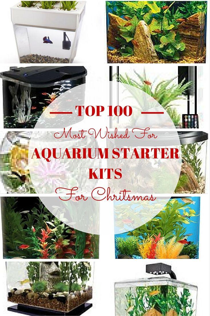 9 of the best starter fish tank kits under 100 aquarium for Best starter fish