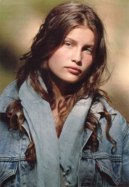 Laetitia Casta #natural #beauty #inspiration