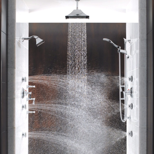 64 Best Shower Rooms Images On Pinterest