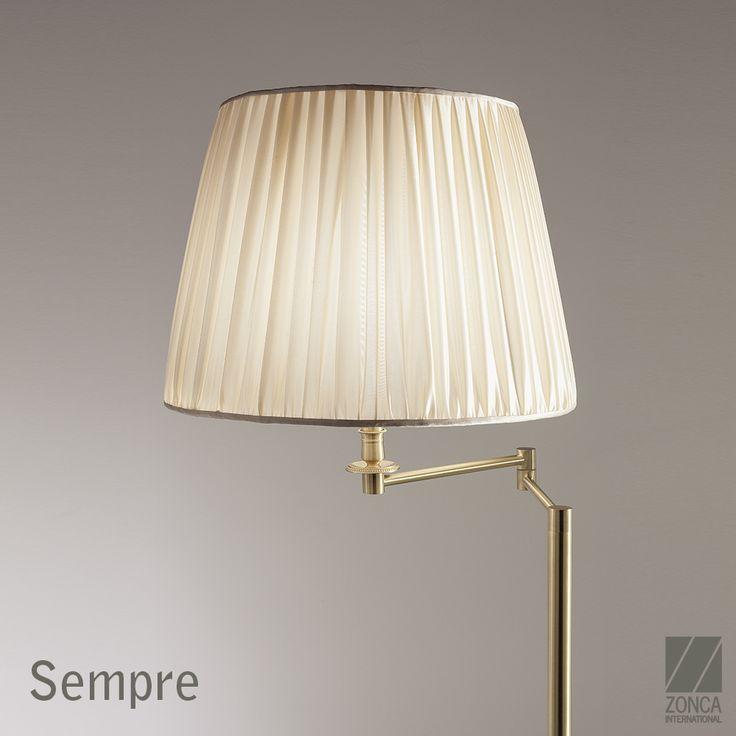 Sempre Classic Floor Lamp - #zonca #zoncalighting