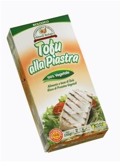 Tofu alla Piastra: Tofu Alla, Altr Aggiunt, Si Consuma, Consuma Senza, Alla Piastraprecucinato, Veg Ricette Di, Condito Con, Based, Senza Altr