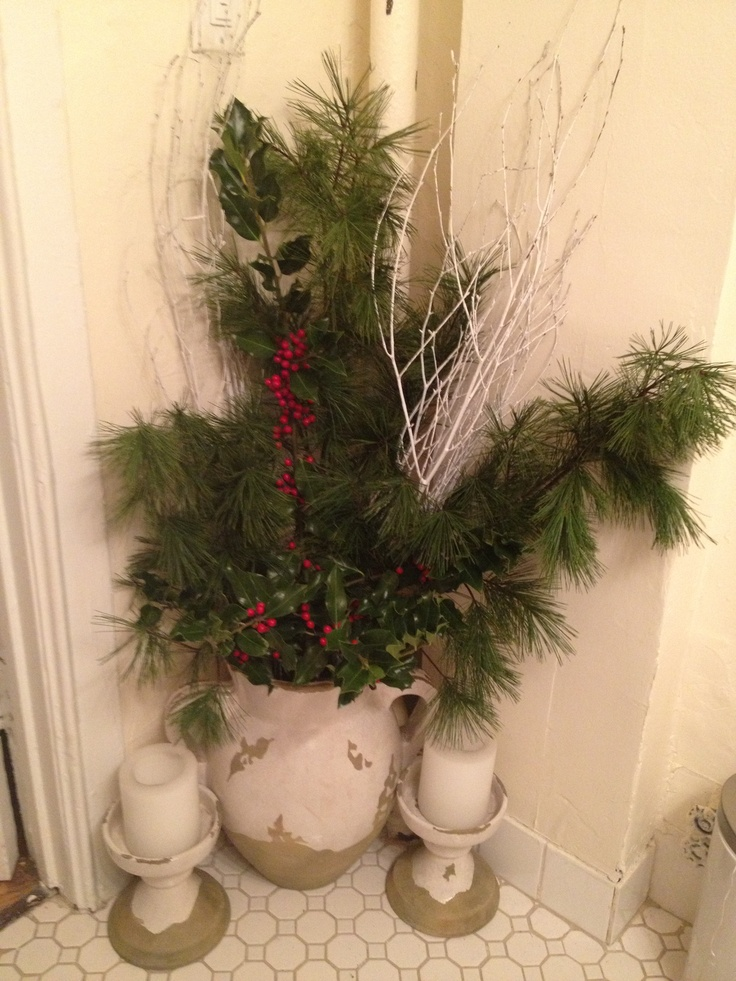 Holiday Bathroom Decorating Ideas Part - 43: Holiday Bathroom Decor. #BathroomDecor