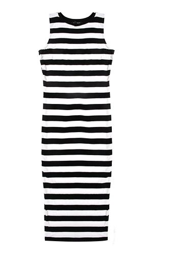 Striped Sissy Boy Dress