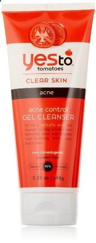 Yes to Tomatoes Acne Control Gel Cleanser || Skin Deep® Cosmetics Database | EWG