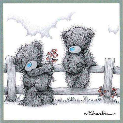 "I just love these ""Tatty~Teddy"" Bears"
