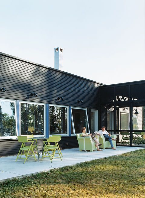 All outdoor seeting by kartell
