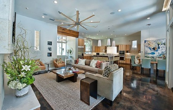 11 best painting concrete floors images on pinterest for Concrete floor living room ideas