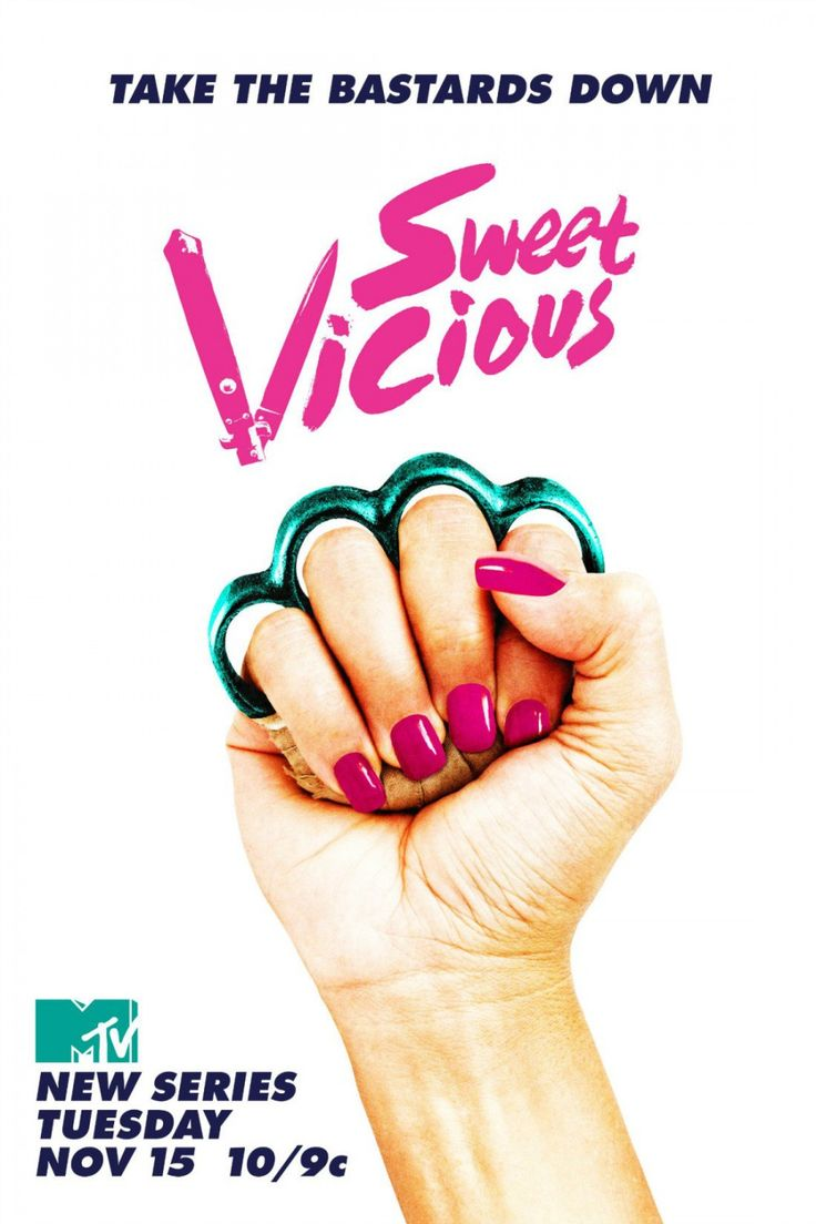 Sweet/Vicious MTV Series Poster