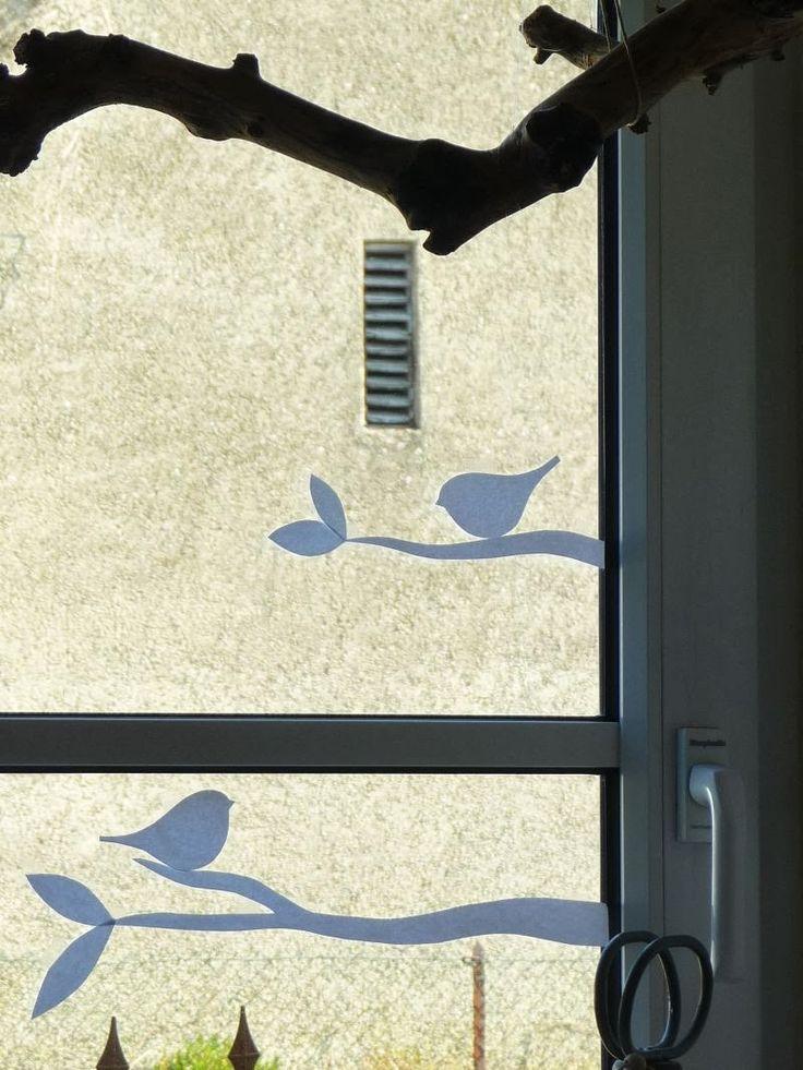 Meine grüne Wiese: Der Frühling im Fenster
