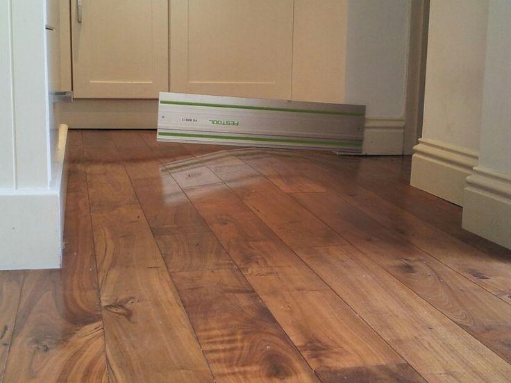 No Expansion Gap Problems Hardwood, Laminate Flooring Problems Gaps