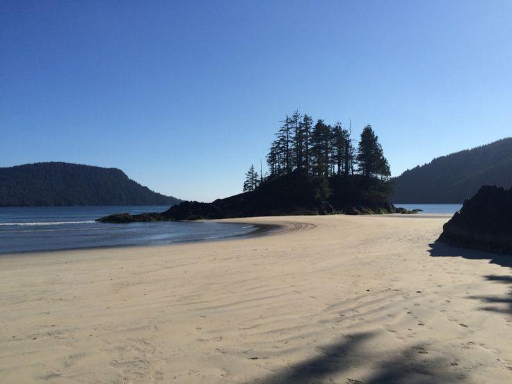 Beautiful San Josef Bay  Cape Scott Provincial Park