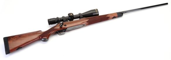 Winchester Model 70 http://riflescopescenter.com/rifle-scope-reviews/