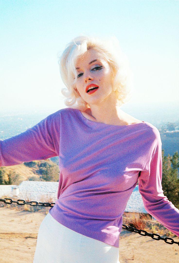 Marilyn Monroe photo by George Barris 1962