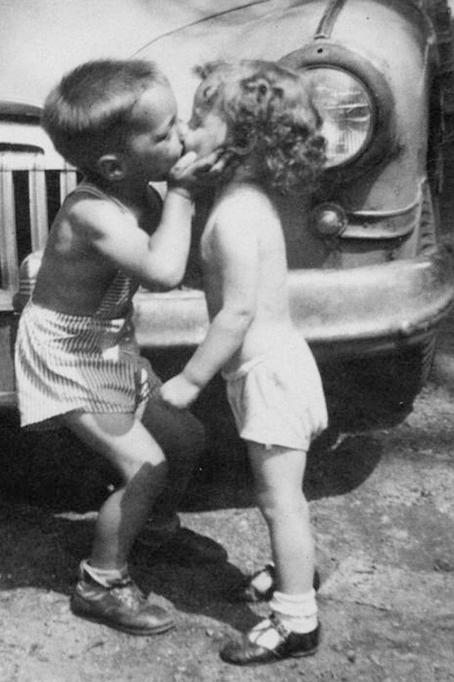 10 photos qui prouvent qu'il n'y a rien de plus beau qu'un baiser