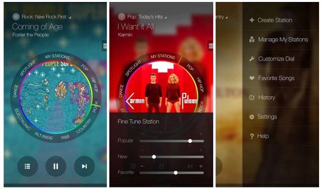Samsung annouced Milk Music, a free streaming radio service - Exynox