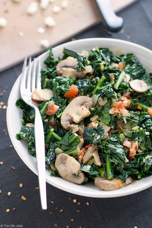 36 Kale Recipes That Will Add A Healthy Twist To Dinner Kale Recipes Healthy Cooked Kale Recipes Kale Recipes