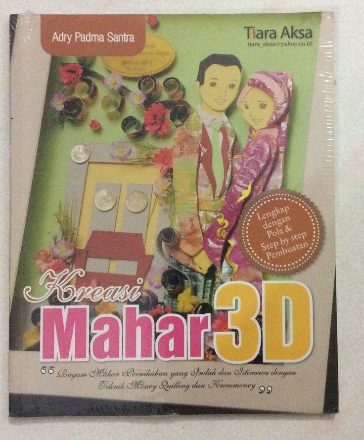 Kreasi Mahar 3 D