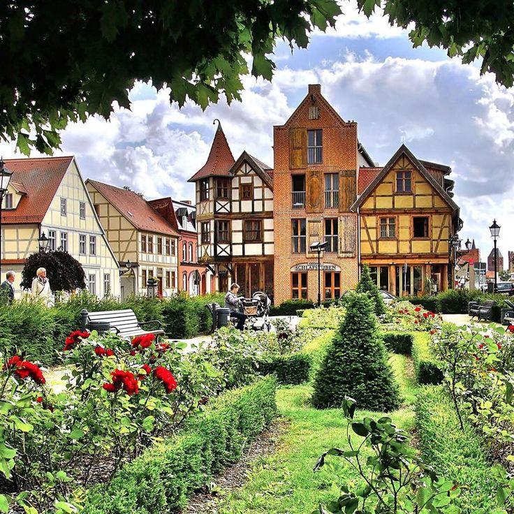 Tangermünde SaxonyAnhalt Germany Die schönsten orte
