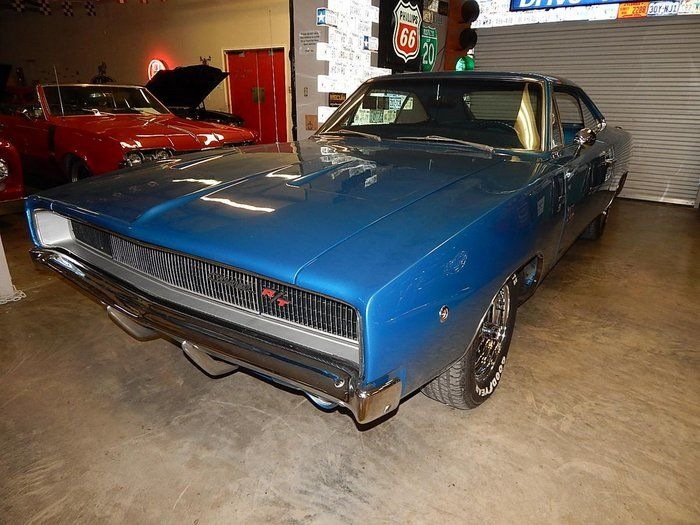 Classic 1968 Dodge Charger R T For Sale 2351775 159 000 Wichita Falls Texas When You Think True Muscle 1968 Dodge Charger Dodge Charger 1969 Dodge Charger