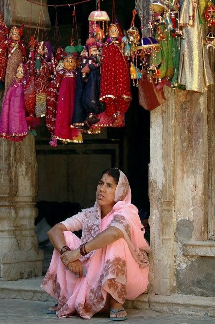Puppets of Rajasthan, India