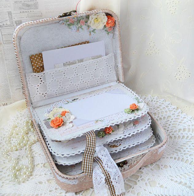Творческий блог : Счастье в чемодане.