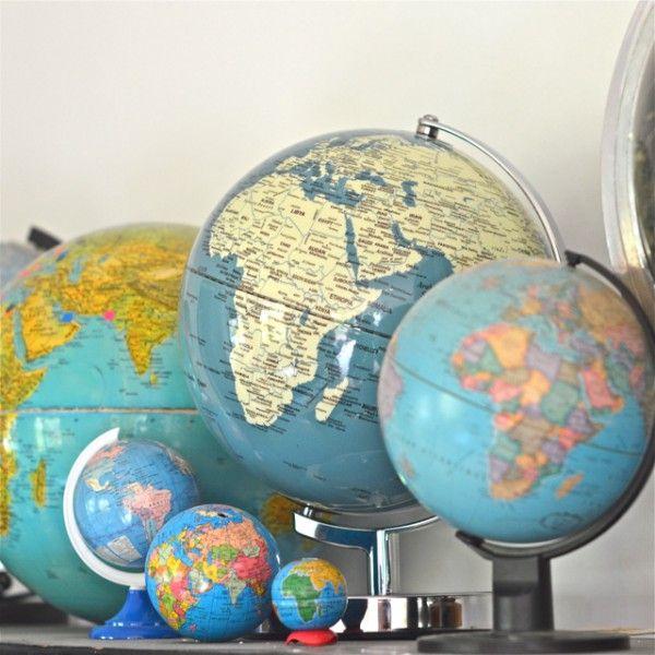les 25 meilleures id es concernant globe terrestre lumineux sur pinterest maison autour du. Black Bedroom Furniture Sets. Home Design Ideas