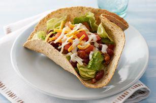 Taco Salad Made Over