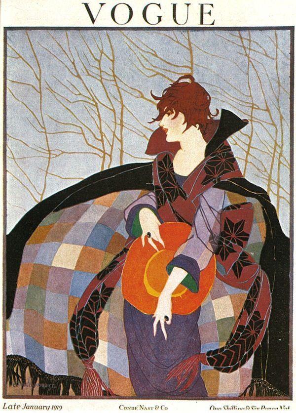 Vogue January 1919